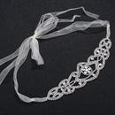 Alloy Fashion Geometric Hair accessories  white NHHS0037white