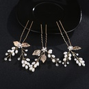 Beads Fashion Geometric Hair accessories  Alloy NHHS0064Alloy