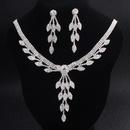 Alloy Fashion  necklace  white NHHS0099white