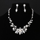 Alloy Fashion  necklace  Alloy NHHS0114Alloy