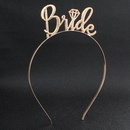 Alloy Fashion Geometric Hair accessories  Alloy NHHS0139Alloy