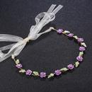 Alloy Fashion Geometric Hair accessories  purple NHHS0163purple