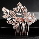 Beads Fashion Geometric Hair accessories  Alloy NHHS0216Alloy