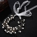 Alloy Fashion Geometric Hair accessories  white NHHS0258white