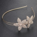 Alloy Fashion Geometric Hair accessories  Alloy NHHS0268Alloy
