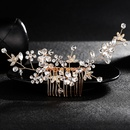 Alloy Fashion Geometric Hair accessories  Alloy NHHS0294Alloy