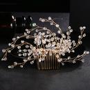Alloy Fashion Geometric Hair accessories  white NHHS0295white