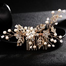 Alloy Fashion Geometric Hair accessories  Alloy NHHS0304Alloy