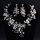 Alloy Fashion  necklace  Alloy NHHS0320Alloy