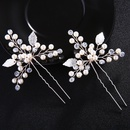 Beads Fashion Geometric Hair accessories  Alloy NHHS0343Alloy