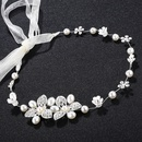 Alloy Fashion Geometric Hair accessories  white NHHS0360white