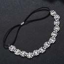 Alloy Fashion Geometric Hair accessories  white NHHS0363white
