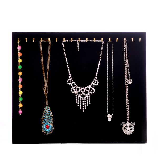 Alloy Fashion  Jewelry Accessories  (37.5cm*30.5cm) NHDZ0100-37.5cm*30.5cm