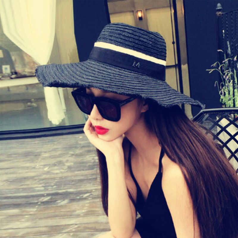 Cloth Fashion  hat  black NHXW0521black