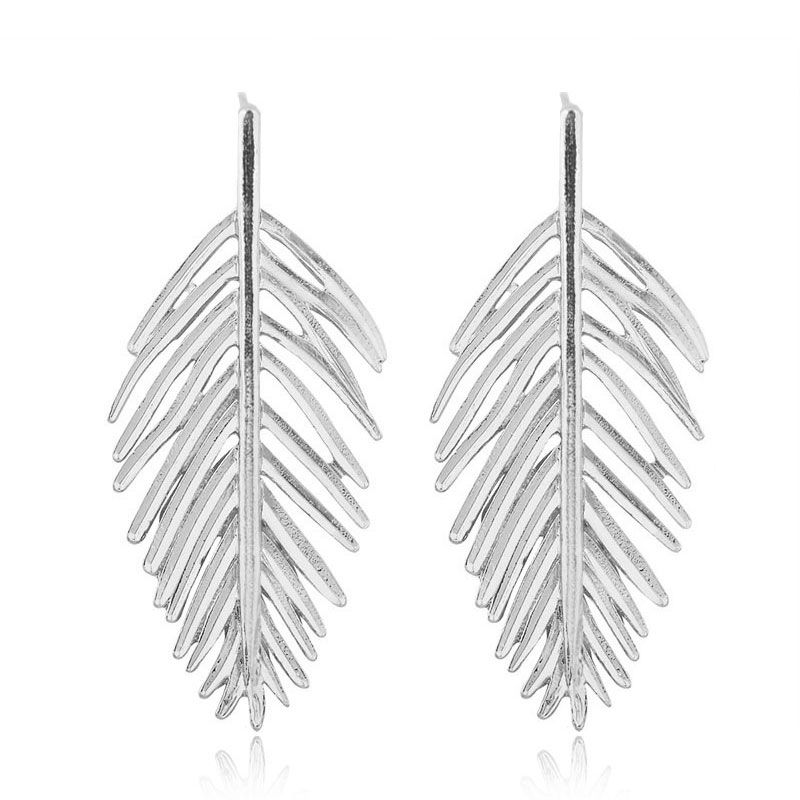 Alloy Fashion earring NHNSC11774
