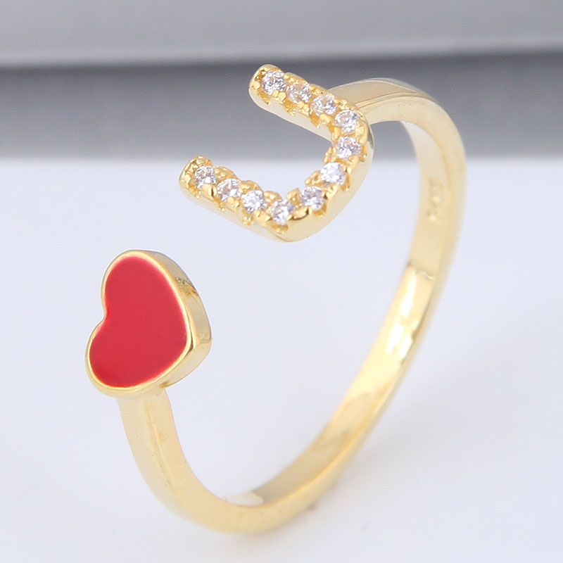 Alloy Korea Ring NHNSC11835