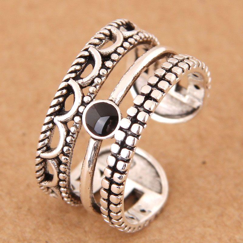 Alloy Fashion Ring NHNSC11915