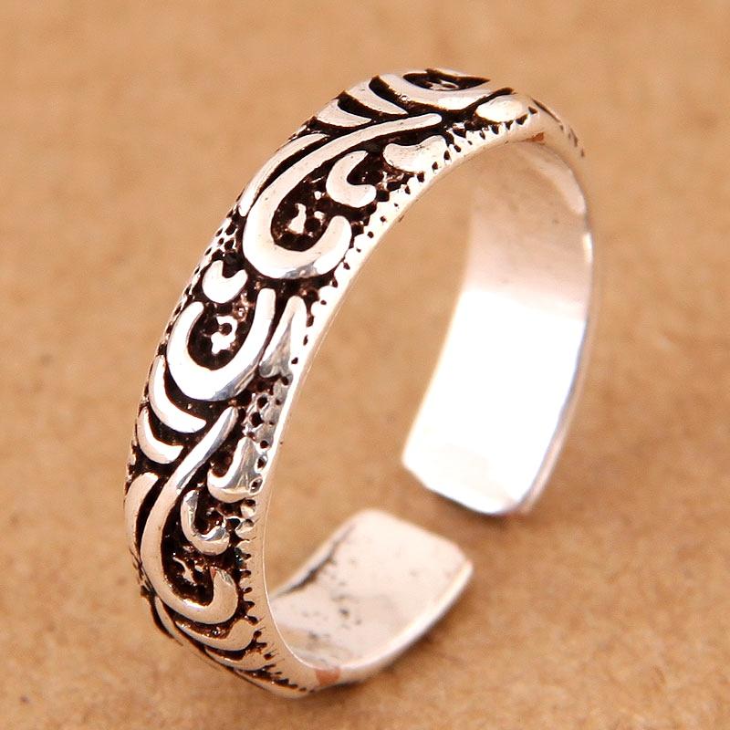 Alloy Fashion Ring NHNSC11920