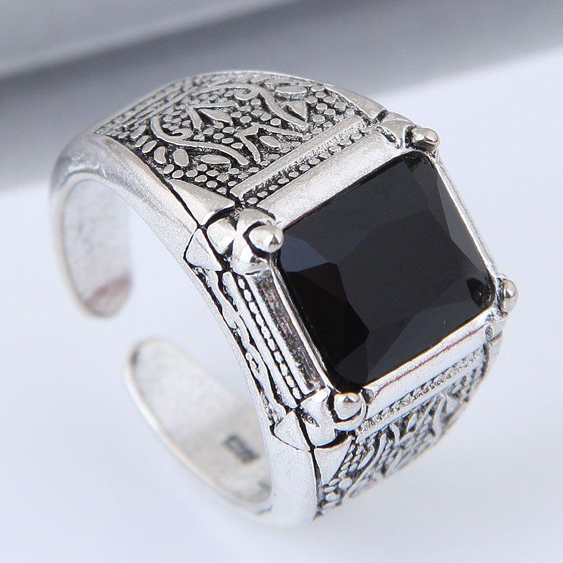 Alloy Fashion Ring NHNSC11922