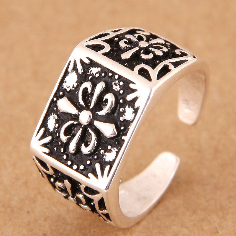 Alloy Fashion Ring NHNSC11921