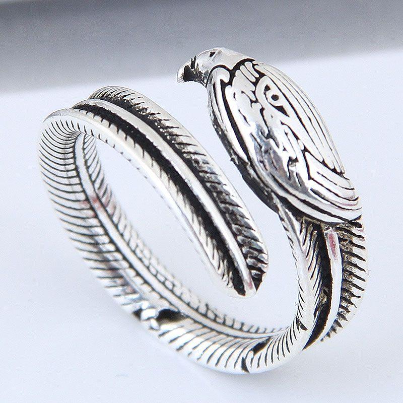 Alloy Fashion Ring NHNSC11923