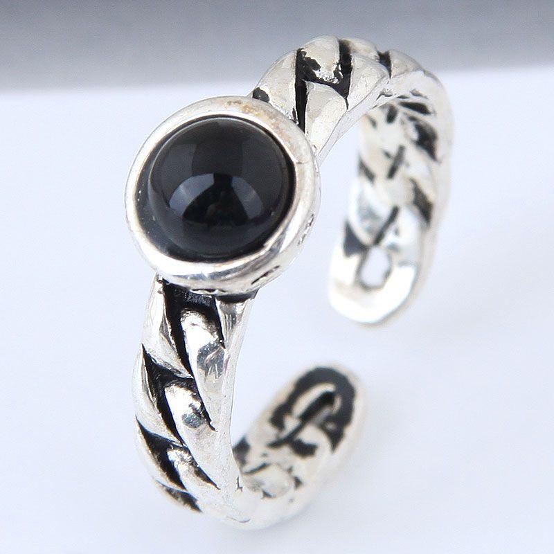 Alloy Fashion Ring NHNSC11928