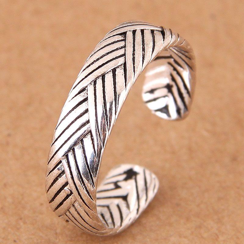 Alloy Fashion Ring NHNSC11953