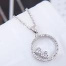 Alloy Korea necklace NHNSC12054