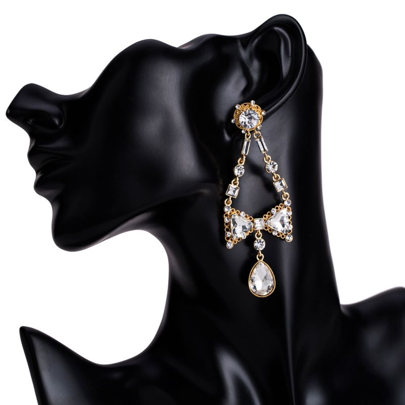 Alloy Fashion Geometric earring  (Alloy) NHJE1506-Alloy