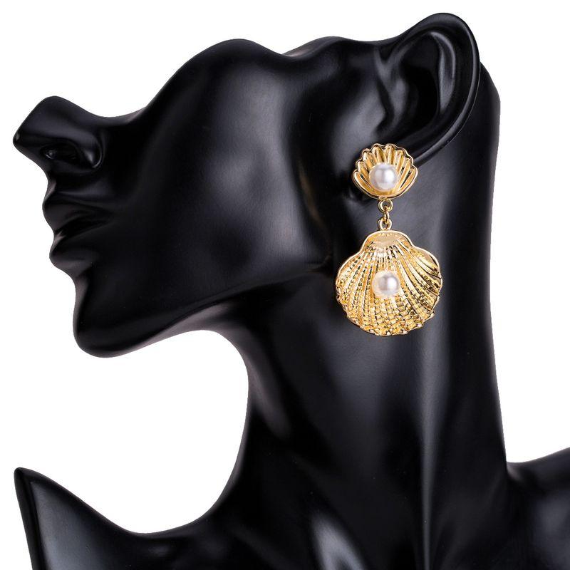Alloy Fashion Geometric earring  (Alloy) NHJE1537-Alloy