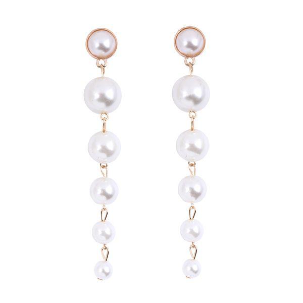 Alloy Fashion Tassel earring  (Alloy) NHNMD4475-Alloy