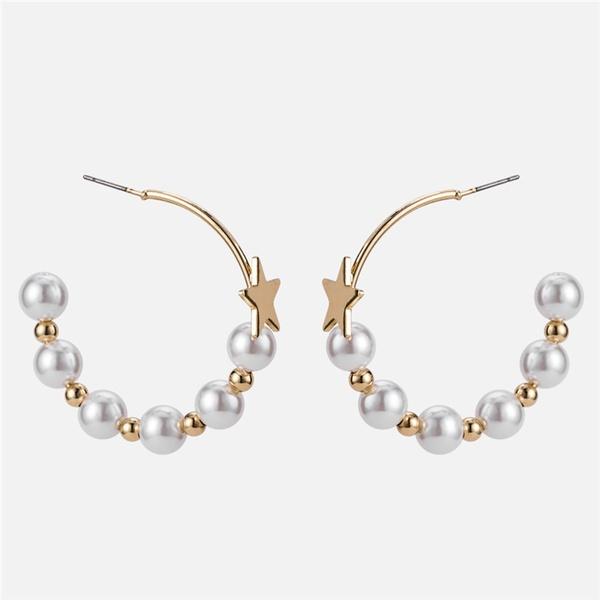 Alloy Simple  necklace  (Alloy) NHWF3368-Alloy
