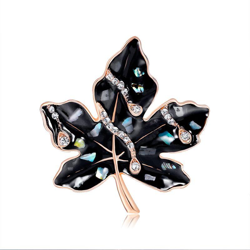 Alloy Korea Flowers brooch  (AL237-A) NHDR2641-AL237-A