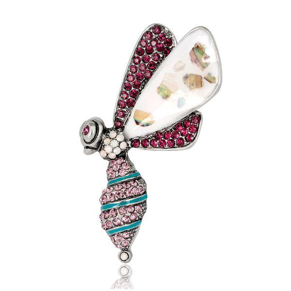 Alloy Fashion Flowers brooch  (AL245-A) NHDR2646-AL245-A