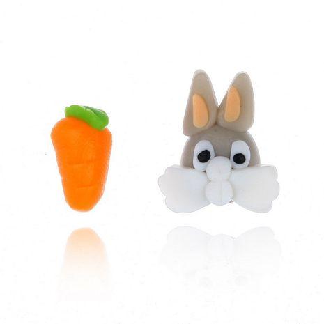 Imitated crystal&CZ Korea Animal earring  (Sku6155) NHGY1918-Sku6155's discount tags