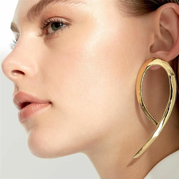 Alloy Fashion Geometric earring  (Sku6146) NHGY1920-Sku6146