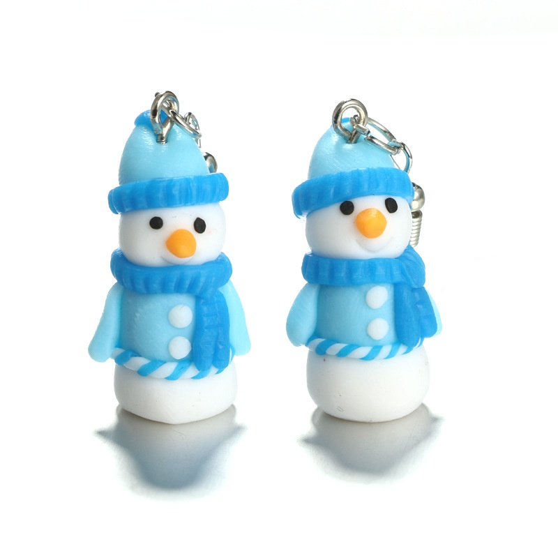 Imitated crystal&CZ Fashion Cartoon earring  (Sku6164) NHGY1924-Sku6164