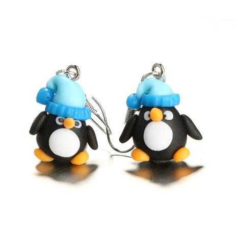 Imitated crystal&CZ Fashion Cartoon earring  (Sku6165) NHGY1939-Sku6165's discount tags