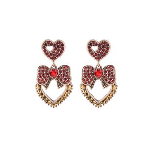Alloy Fashion Sweetheart earring  (Alloy-1) NHQD5350-Alloy-1's discount tags