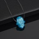 Alloy Fashion Geometric necklace  blue NHBQ1347blue