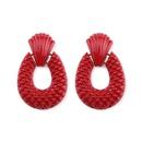 Alloy Fashion Geometric earring  yellow NHJQ10394yellow