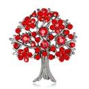 Alloy Korea Flowers brooch  AL230A NHDR2640AL230A