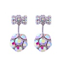 Alloy Fashion Bows earring  Color 1 NHQD5345Color1