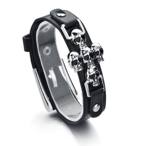 Alloy Fashion Geometric bracelet  (Photo Color) NHHF0099-Photo-Color's discount tags