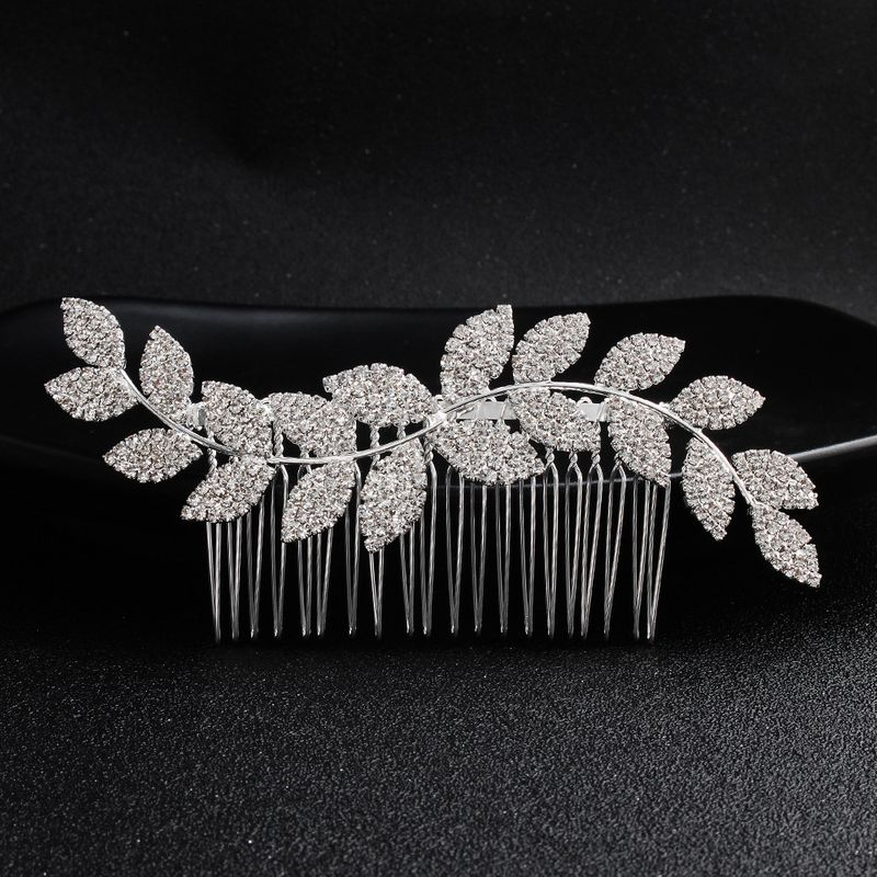 Alloy Fashion Flowers Hair accessories  (Alloy) NHHS0394-Alloy