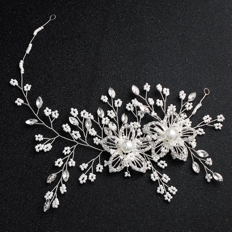 Alloy Fashion Flowers Hair accessories  Alloy NHHS0405Alloy