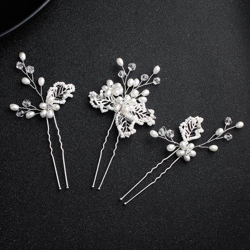 Alloy Fashion Flowers Hair accessories  (Alloy) NHHS0412-Alloy
