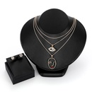 Alloy Fashion  The necklace  61172635 alloy NHXS164861172635alloy