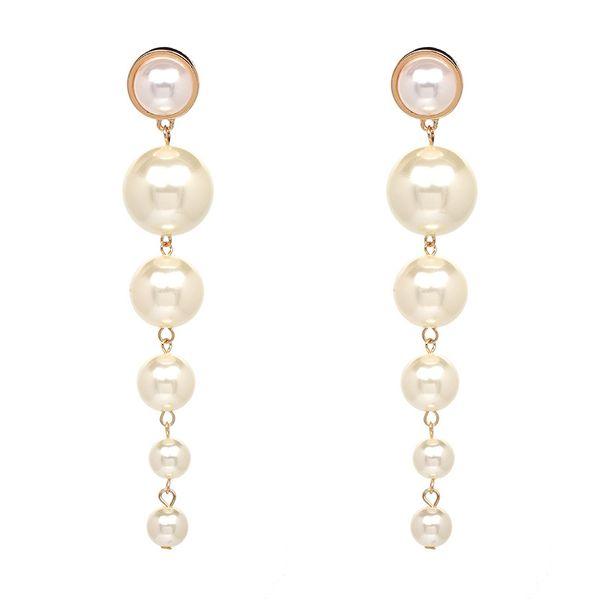 Beads Fashion Geometric earring  (50884) NHJJ4796-50884