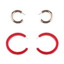 Alloy Fashion Geometric earring  Alloy Stud Earrings NHJQ10406AlloyStudEarrings